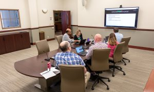 Mitchell Hamline staff, faculty train law professors worldwide on online learning