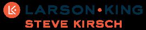Larson King + Steve Kirsch