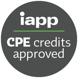This course is approved for continuing privacy education credits