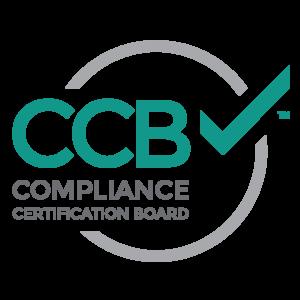 CCB Compliance Certification Board logo