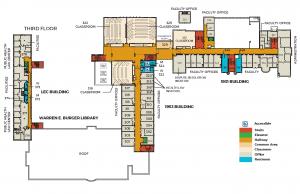 Third Floor Detail
